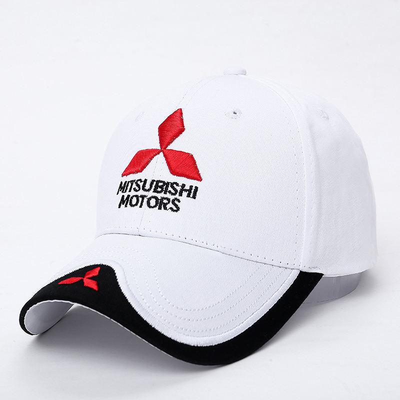 Moto GP hat Mitsubishi Baseball Cap F1 Team Racing Hat Motorcycle Hats