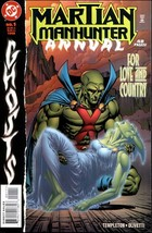 DC MARTIAN MANHUNTER (1998 Series) Annual #1 VF - $0.99