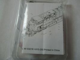 Walthers Mainline #910-250 GE ES44 GEVO Diesel Detailing Kit  HO Scale image 4