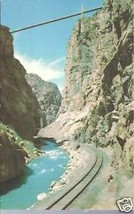 Vista at the Bottom of the Royal Gorge - $2.99