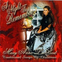 A NIGHT TO REMEMBER by Mary Anne LaHood