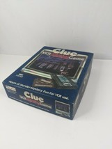 Clue VCR Mystery Game Parker Brothers 1985 Complete Sealed Cards SHIPS A... - $38.69