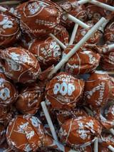 Tootsie Pops Caramel 30 Caramel Tootsie pop lollipop bulk candy sucker - $13.97