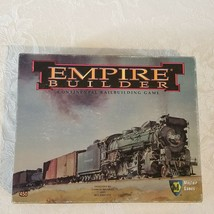 Empire Builders Continental RailRoad Building Board Game Mayfair Game - $64.35