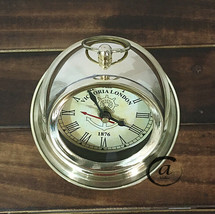Hook Hanging Clock Mini Table/Desk Top Decor Home/Office Clocks (Shiny Ornament) - $33.40