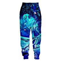 Fashion For Men/Women Baggy Jogger Pants 3D PrintSpace Starry Sky Sweatpants - $37.90