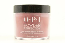 OPI Powder Perfection- Dipping Powder, 1.5oz - OPI By Popular Vote - DPW63 - $18.99