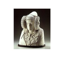 Lladro Retired THE LADY OF ELCHE Statue Figurine 01017578 New 7578 Limit... - $1,565.35