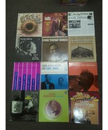 Louis Armstrong and Earl Hines Jazz Lot of Records lot of 12 - $49.49
