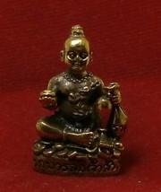 TINY GUMAN KUMAN THONG BOY MAGIC SPIRIT THAI WEALTH AMULET TALISMAN LUCKY GAMBLE image 3