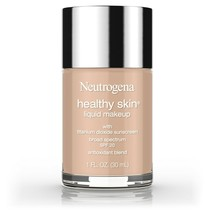 Neutrogena Healthy Skin Liquid Foundation, 90 Warm Beige, 1 fl. oz.. - $25.73