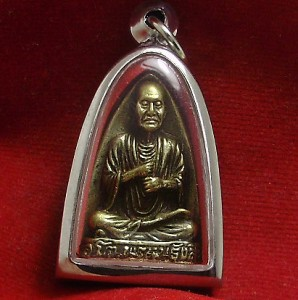 THAI REAL AMULET POWERFUL PENDANT PHRA SOMDEJ TOH CHANT MIRACLE SUCCESS MANTRA image 6
