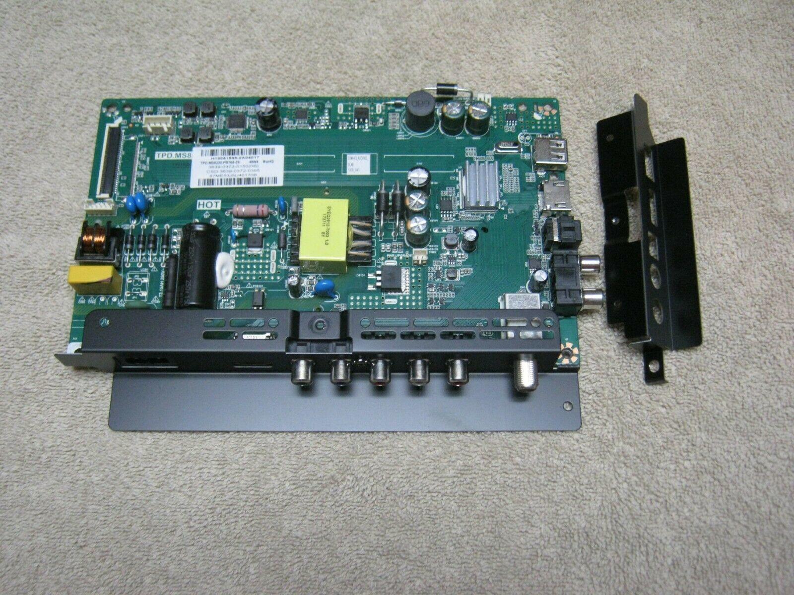 VIZIO 3639-0302-0150 TPD.MS8220.PB765-39 Main Board for D39HN-E0 LAUAVLKU, new!! - $45.00