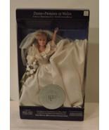 Diana Princess of Wales A Royal Remembrance Royal Britannia Collection N... - $39.55