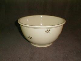 """Vintage homer laughlin kitchen kraft serving mixing bowl 10"""" acorn leaf ... - $50.00"""