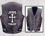 Jesus forever vest composite gfvcross 1800 thumb155 crop