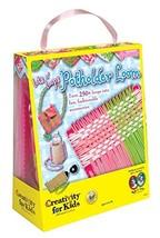 Creativity for Kids Lot's O'Loops Potholder Loom - Weaving Loom for Kids - $38.46 CAD