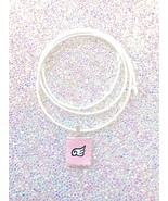 Sakura Wing Necklace Pouch - Mini Necklace Pocket for Small Items Medici... - $19.79