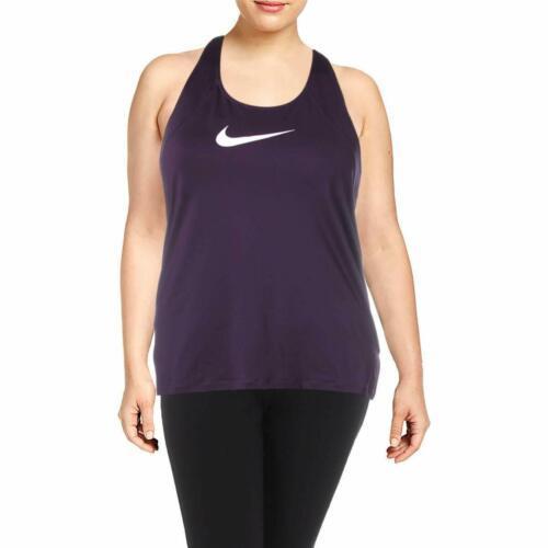 6d3cc6300 Nike Womens Pro Cool Training Tank Top Purple - $28.50