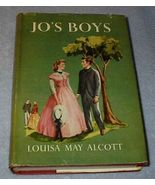 Jo's Boys Louisa Alcott Grosset Dunlap Companion Library Book - $8.95
