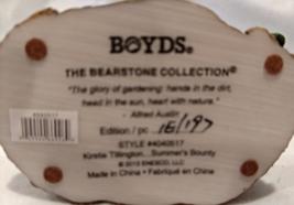 "Boyds ""Kristie Tillington...Summer's Bounty,"" #4040517 image 5"