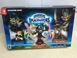 Skylanders Imaginators: Starter Pack (Nintendo Switch, 2017) - $239.60