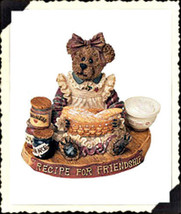 """Boyds Bearstone""""Patricia L Cooksbeary"""" Longaberger Exclusive #228340LB-N... - $49.99"""