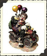 """Boyds Bearstone """"T H Beanster w/Ogden..On the Road Again""""  #227765PAW -1E- NIB image 1"""