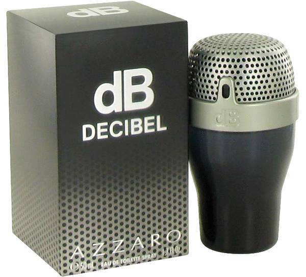 Azzaro db decibel 1.7 oz cologne