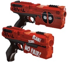 Nerf Rival Deadpool Kronos XVIII-500 Dual Pack LIMITED EDITION GAMESTOP ... - $98.99