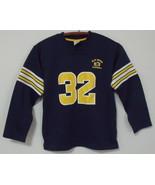 Boys Old Navy Navy Blue Long Sleeve V Neck Shirt Size 8 - $4.95