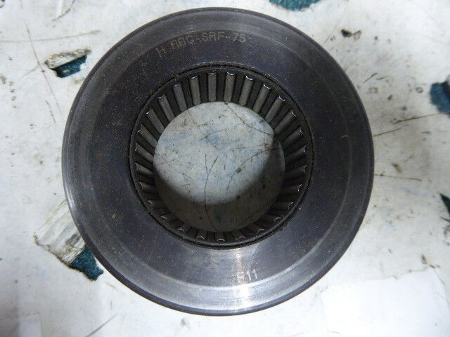 RBC SRF75 Bearings Cylindrical Yoke Roller Chrome Steel New