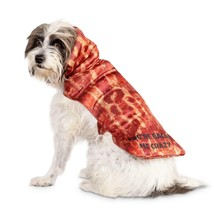 Bootique Dog Halloween Costume S Bacon For More Crinkle Mylar Jersey Fabric - £10.34 GBP