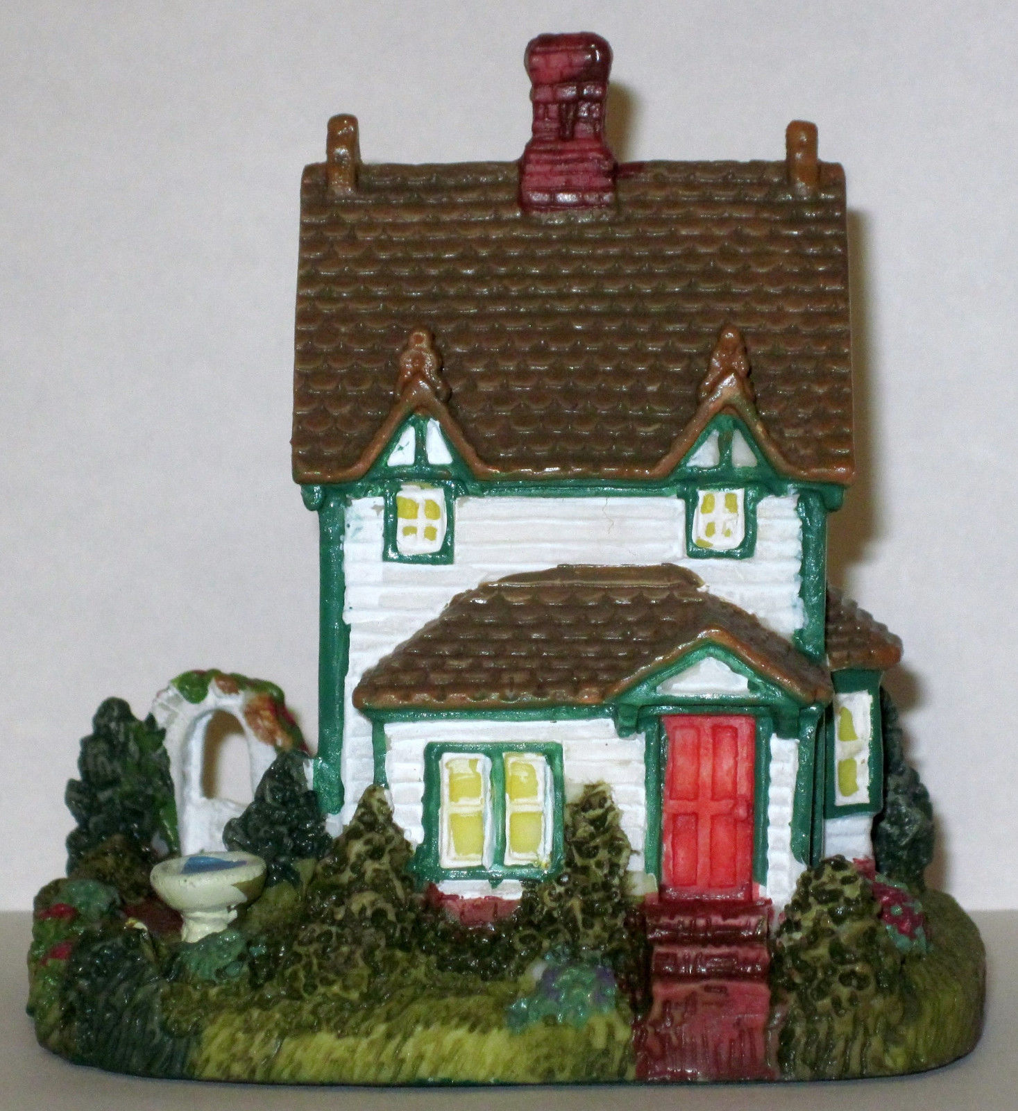 MIB 1997 LIBERTY FALLS PASTOR GEORGE KENDELL'S PARSONAGE AH129 Americana Collect
