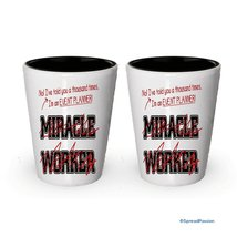 I'm an Event Planner shot glass- Not a Miracle Worker -Event Planner Gif... - €14,95 EUR