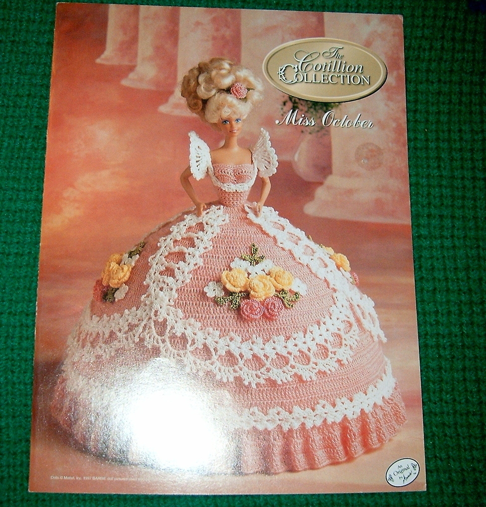 Annies Attic The Cotillion Collection Miss October