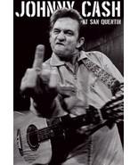 Johnny Cash San Quentin Concert Poster 24x36 - $19.00
