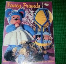 Fancy Friends in Crochet Leisure Time Publishing - $5.00