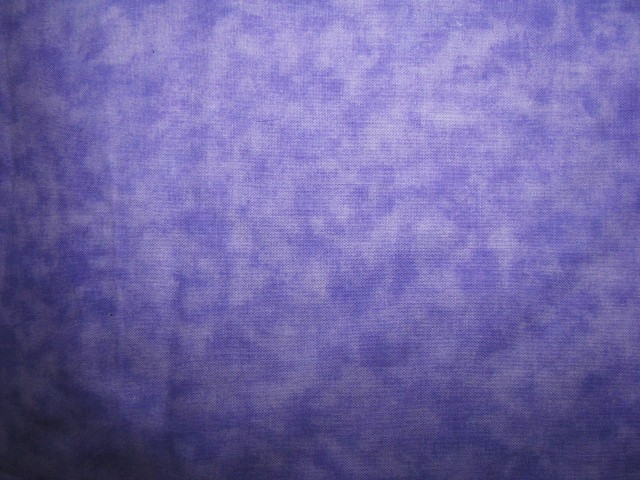 Sponge Tone on Tone Marbled Purple/Lavender Fabric 1 yd