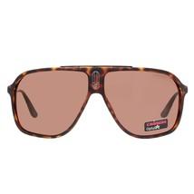 CARRERA 6016/S N62 8U MT Havana Black Authentic Sunglasses 62mm - $72.75