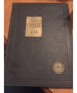 The Nucleus 1934 yearbook drh118 - $15.80