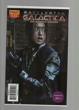 Battlestar Galactica: Season Zero #10B - July 2008 - Dynamite Comics / S... - $1.47