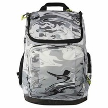 "New Embark 17"" Gray Mystery Cloud Jartop Backpack"