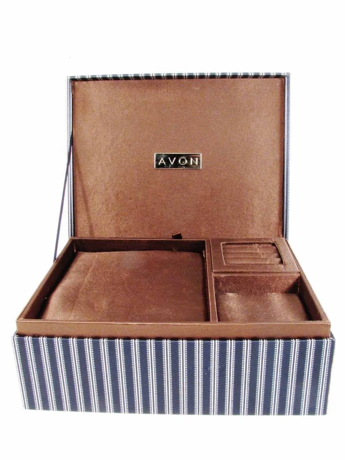 Avon Jewelry Box 5 listings