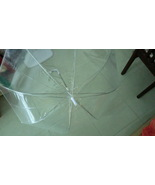 Clear umbrella, for elderly person or kids - $16.46