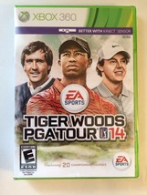 Tiger Woods PGA Tour 14 - Xbox 360 - Replacement Case - No Game - $7.91