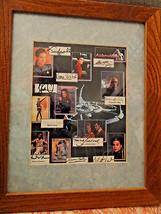Sci-Fi TV Autograph Collage Lost in Space Star Trek Star Wars Aphrodite ... - $149.99