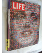 LIFE MAGAZINE 60 YEARS 2128 COVERS THAT CHANGED THE WORLD OCTOBER 1996 - $29.00
