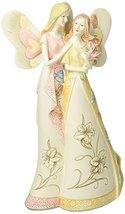 Angelstar 10316 Joyful Blooms Angel Figurine, 10-Inch