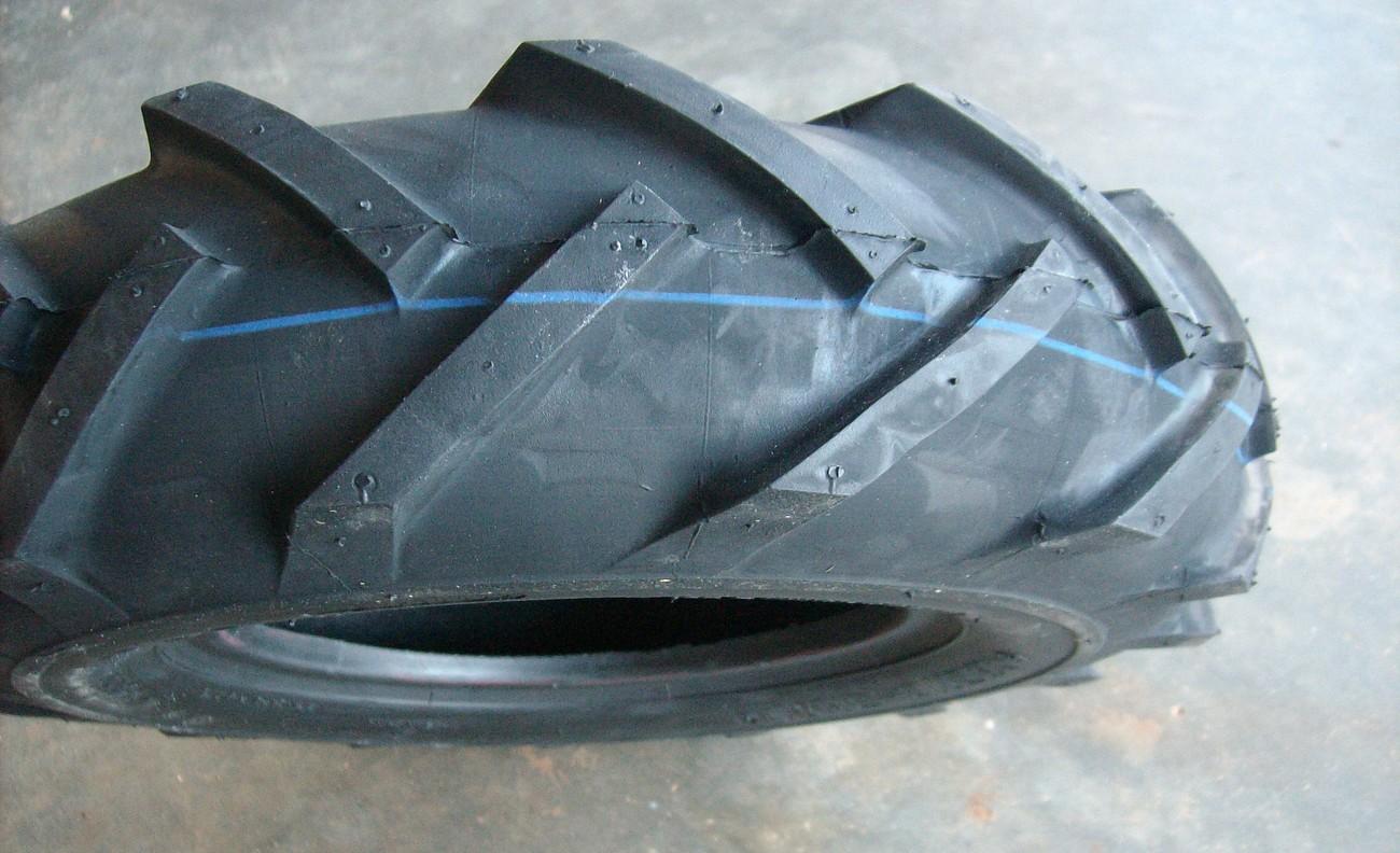 Troy Bilt and MTD roto tiller wheel tire 480X4.00-8